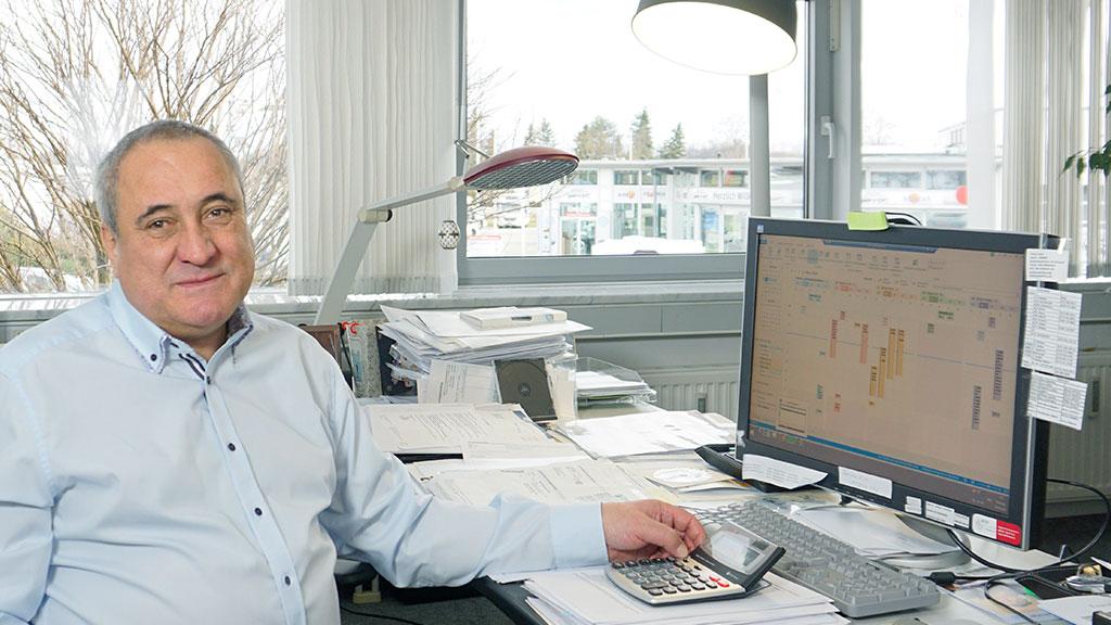 Herr Georg Schoblocher Geschäftsführer